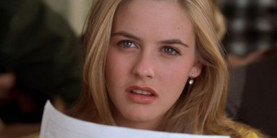 "Alicia Silverstone, inmortal en ""Clueless"". Foto: vía Getty Images"