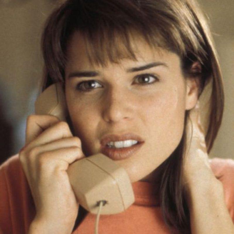 Eso también se podía decir de Neve Campbell en los 90. Foto:vía Getty Images