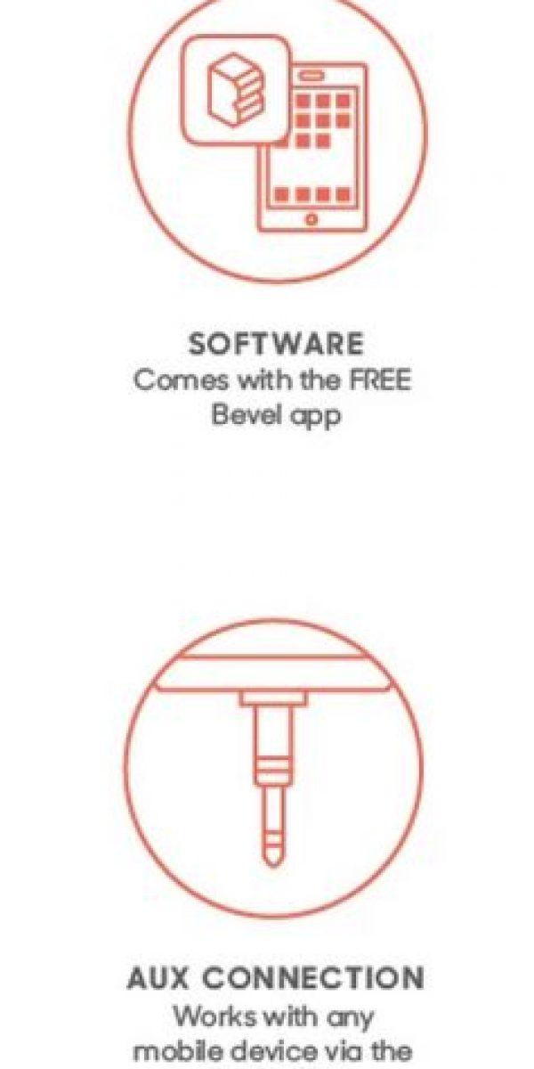 El software es gratuito y su conexión de plug es universal Foto:Matter And Form Inc.