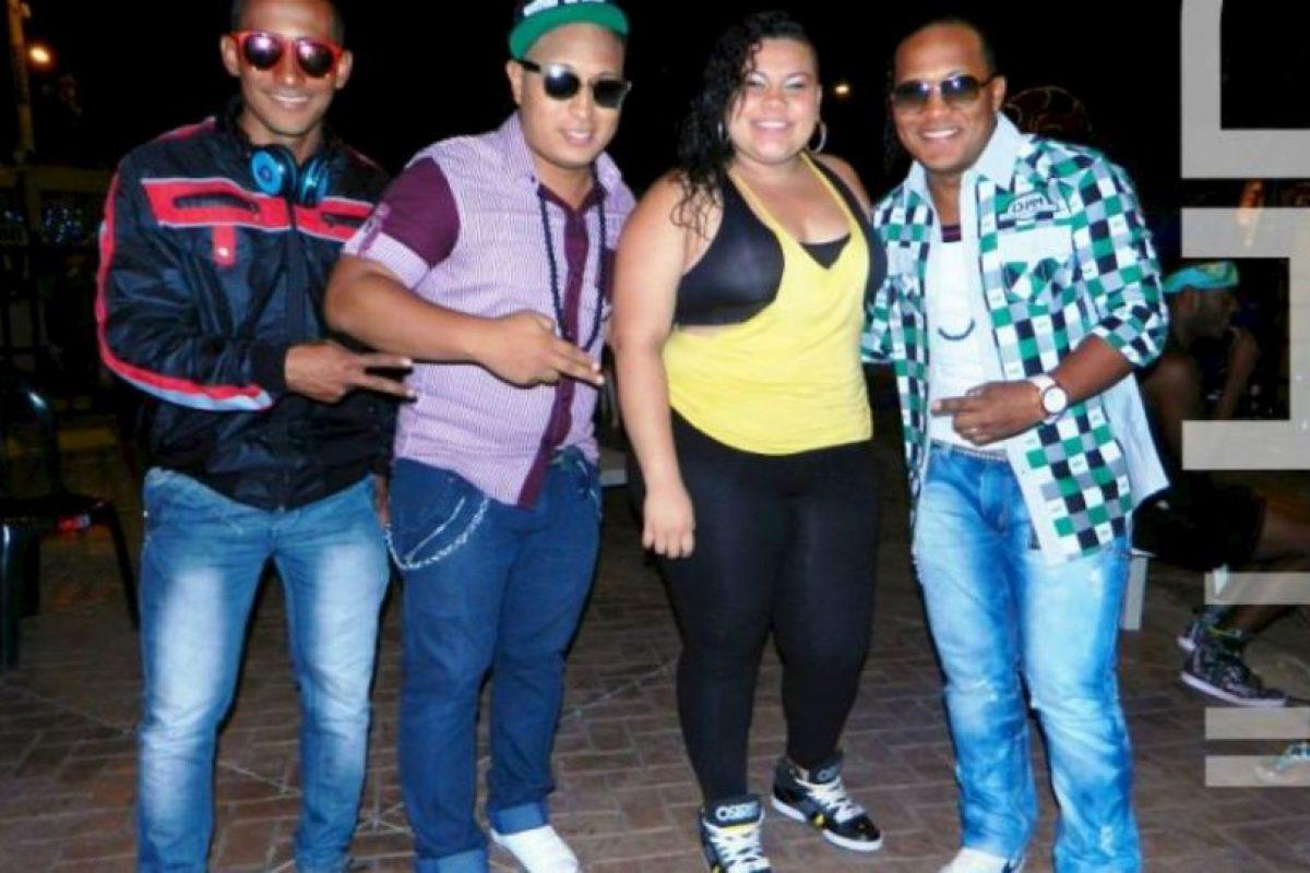 Este es del grupo Cali Flow Latino. Foto:vía Cali Flow Latino/Youtube