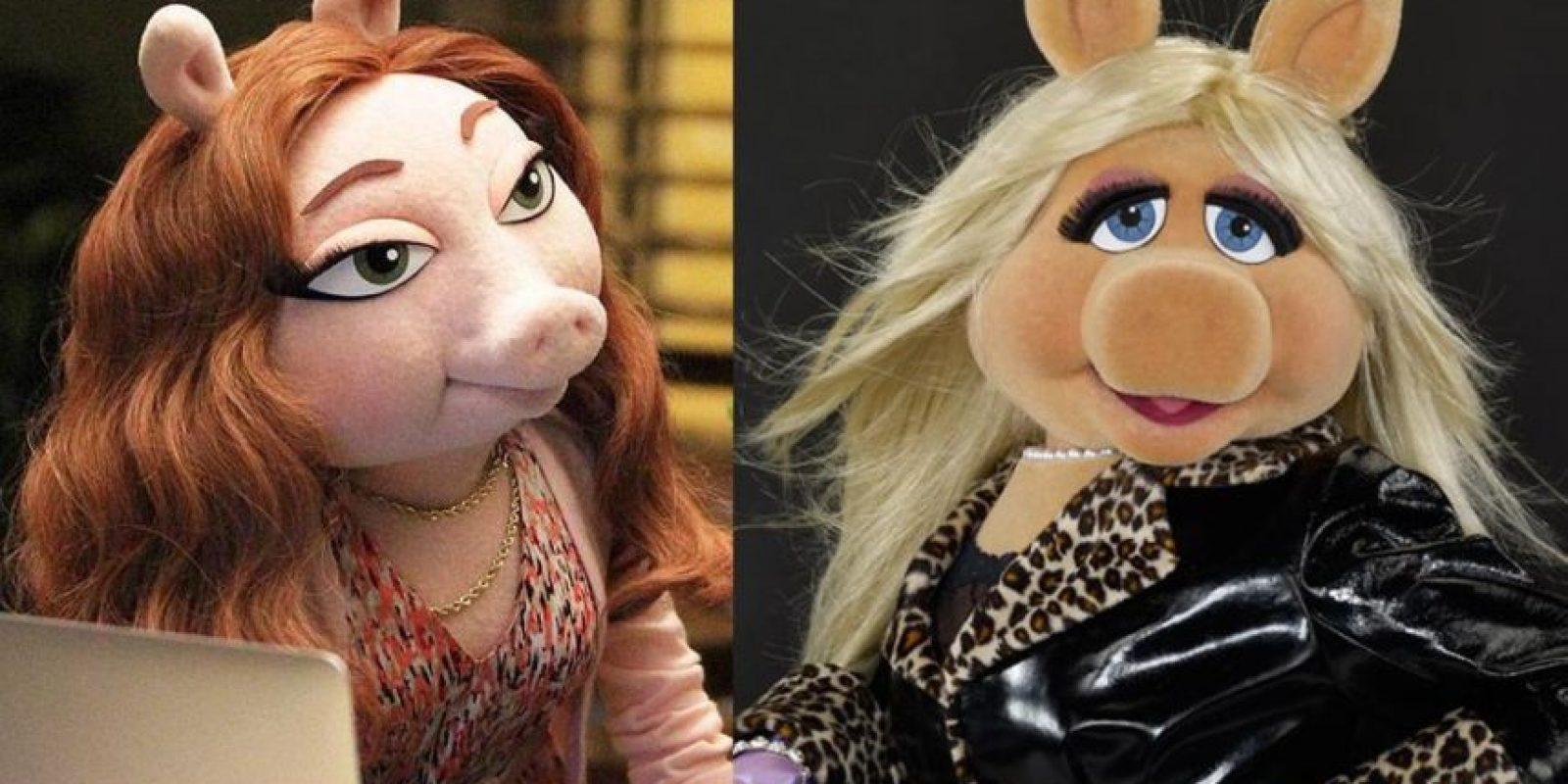 Pero Denise, si se habla de belleza, en redes tiene la pelea perdida. Foto:vía Twitter