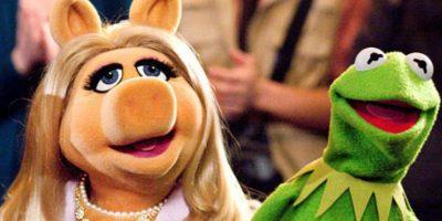 """René estaba saliendo con """"Miss Piggy"""". Foto:vía Disney"""