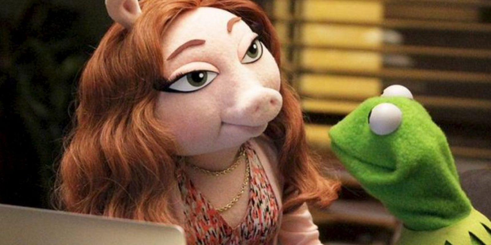 """Y esta foto le rompió el corazón a más de un fan de """"Los Muppets"""". Foto:vía Disney"""