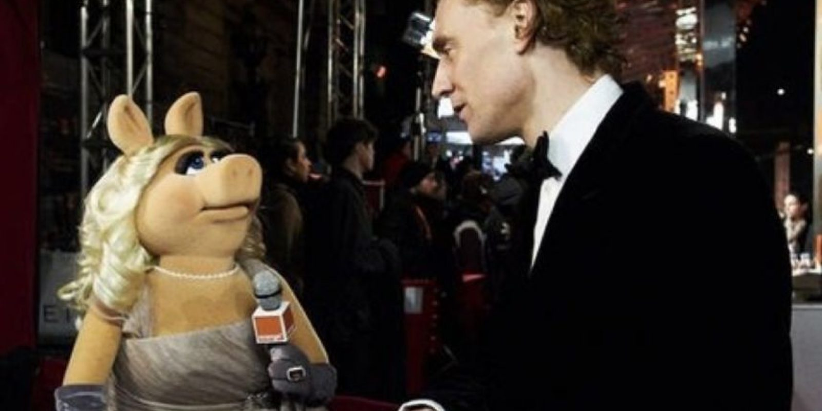 Además ha estado con galanes como Tom Hiddleston. Foto: vía Tumblr