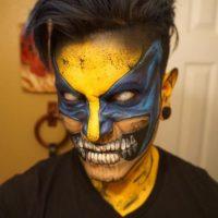 Wolverine zombie Foto:Vía Instagram/@argenapeede
