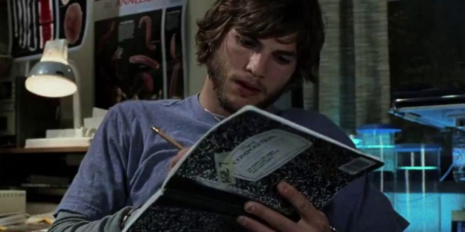 Fue interpretado por Ashton Kutcher en su etapa adulta Foto: Via imbd.com