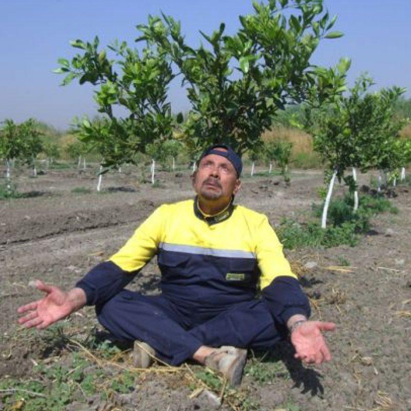 """""""Todo el mundo tiene el poder de vivir hasta 130 años. Sólo deben cuidar sus cuerpos y trabajar con su mente"""". Foto:Vía Yogikazim"""