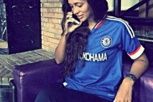 Pero el club ruso, ahora ha llamado la atención en las redes sociales, gracias a la belleza de la doctora Viktoriya Gameeva, quien ya ha sido comparada con Eva Carneiro, la médico del Chelsea. Foto:Vía instagram.com/gameeva_viktoriya