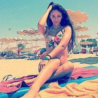 Gameeva pasa su tiempo libre en las playas Foto:Vía instagram.com/gameeva_viktoriya