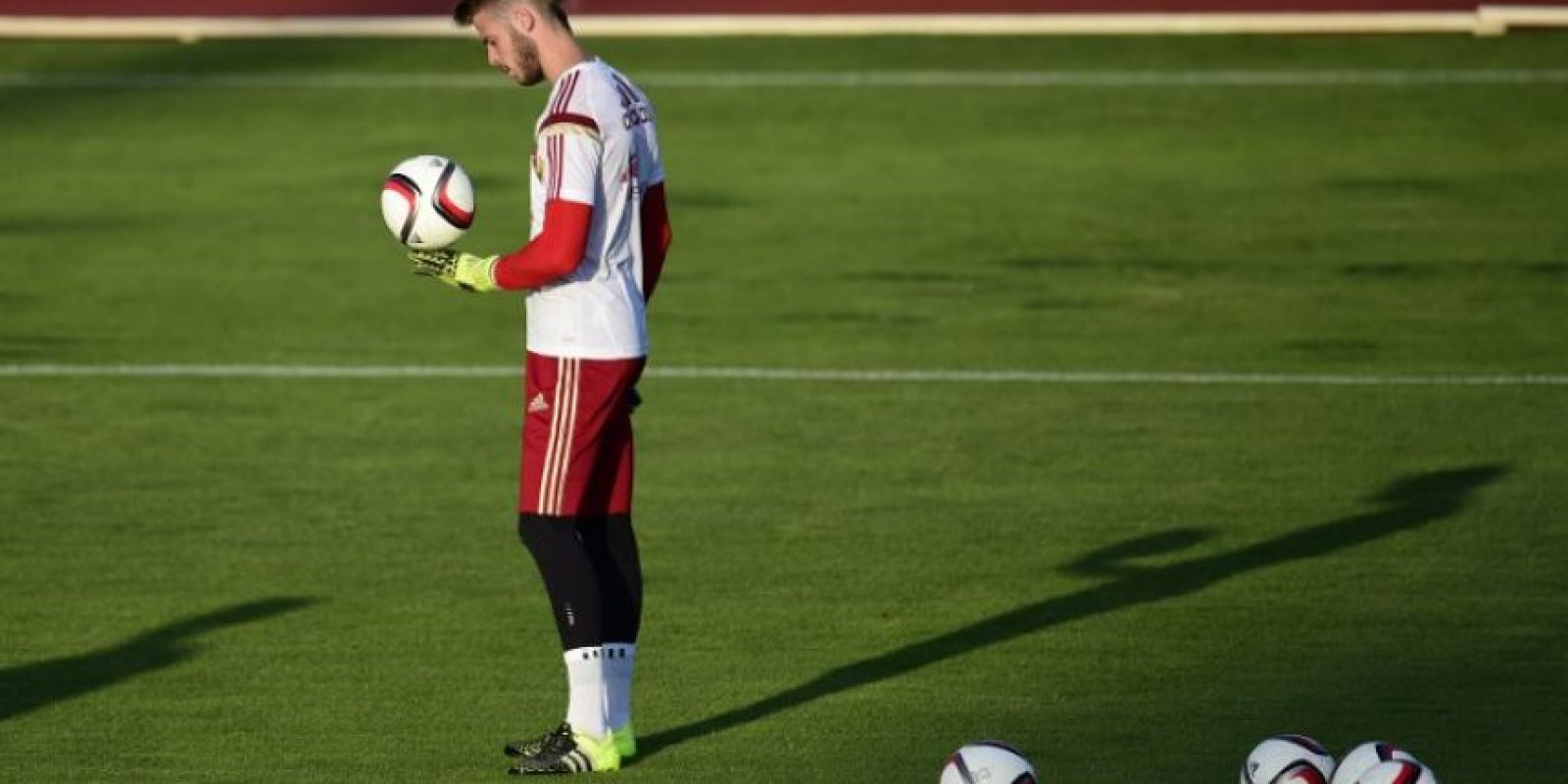 """Todo estaba listo para que el portero español fuera parte del combinado """"merengue"""" Foto:Getty Images"""