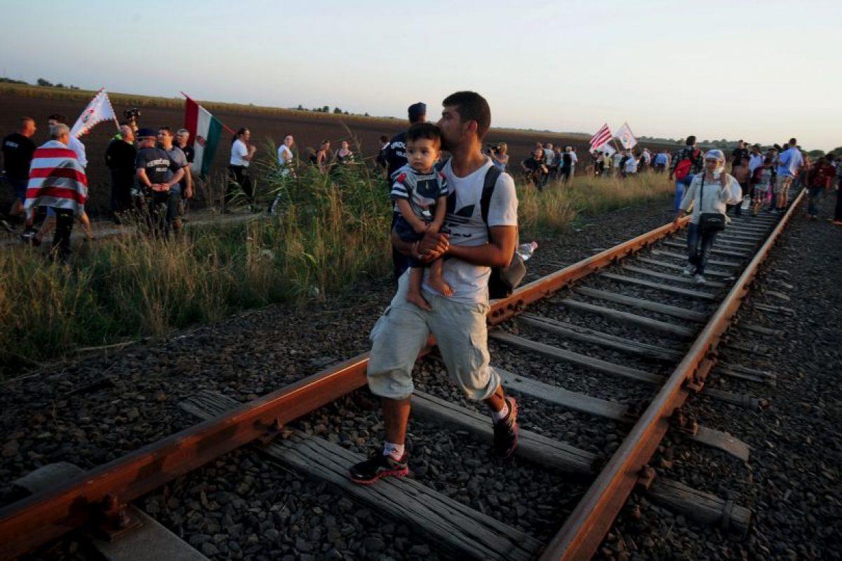 Según experto la Unión Europea debe mostrar una mayor solidaridad entre ellos y con los países afectados por esta situación. Foto:AFP