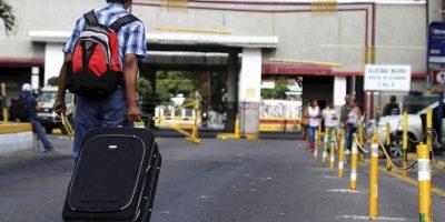 Ya se han deportado mil colombianos. Foto:AFP
