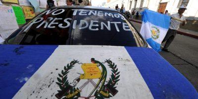 ¿Qué ejemplo entrega Guatemala a América Latina? Foto:AFP