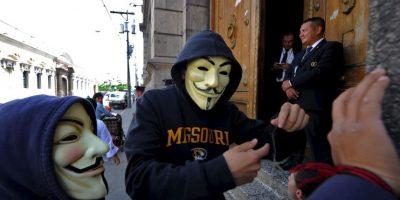 """""""La sociedad civil es la gran protagonista"""", explicó Motta. Foto:AFP"""