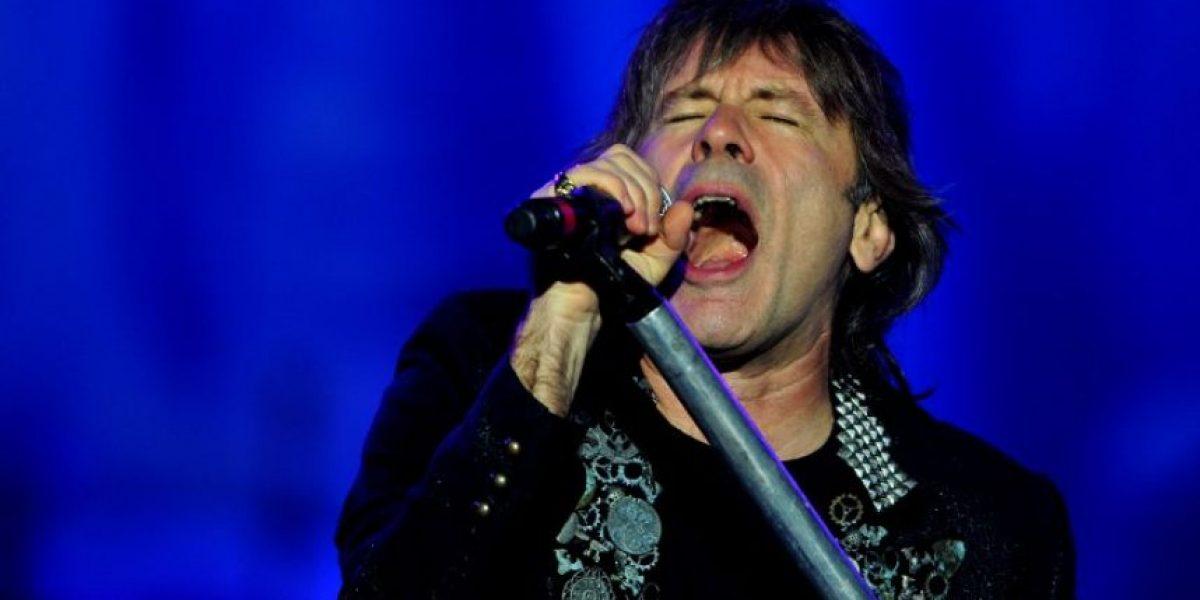 El cantante de Iron Maiden culpó de su cáncer al exceso de esta práctica íntima