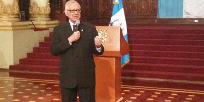 Alejandro Maldonado urge a cambiar leyes antes del 14 de enero