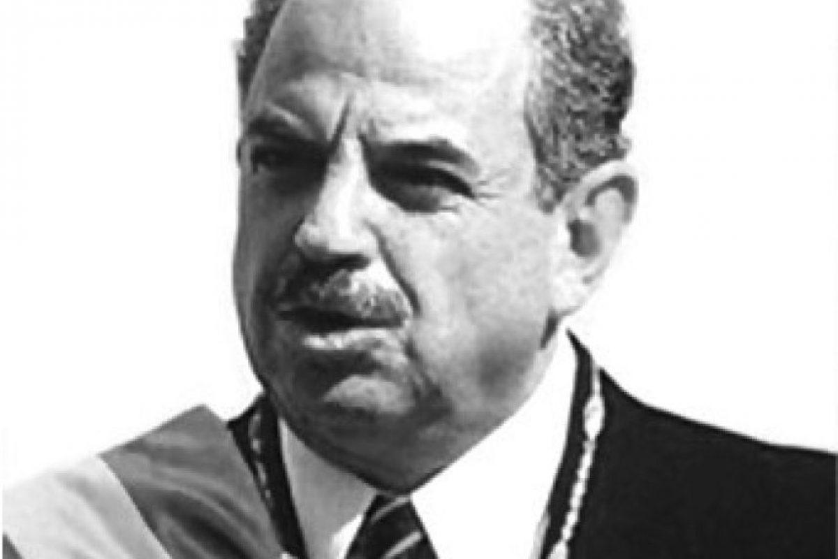 3. Jorge Serrano Elias, en Guatemala Foto:Wikimedia.org
