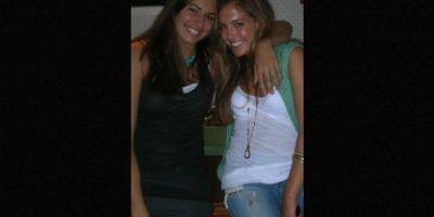 Tiene una melliza llamada Caty y también trabaja como niñera de poderosas familias en Beverly Hills. Foto:MySpace/Christine Ouzounian
