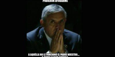 Guatemaltecos celebran con memes la renuncia de Otto Pérez Molina