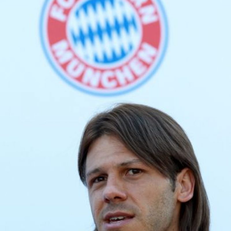 Martín Demichelis Foto: Getty Images