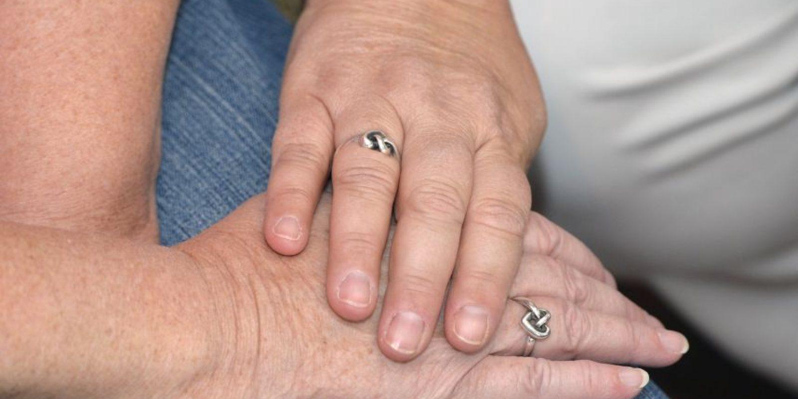 Kentucky, era uno de los estados que antes de la legislación no permitía el matrimonio de parejas gays. Foto:AP
