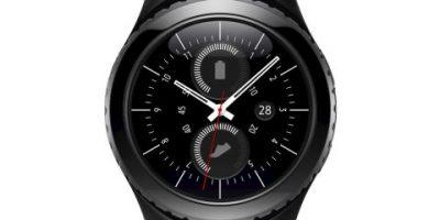 """Esta es la razón por la que el nuevo """"smartwatch"""" de Samsung es circular"""