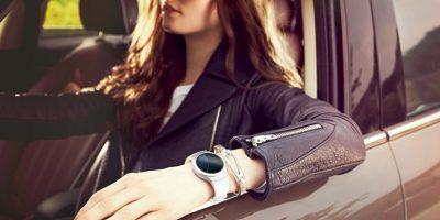 Así luce el nuevo reloj inteligente de Samsung Foto:Samsung