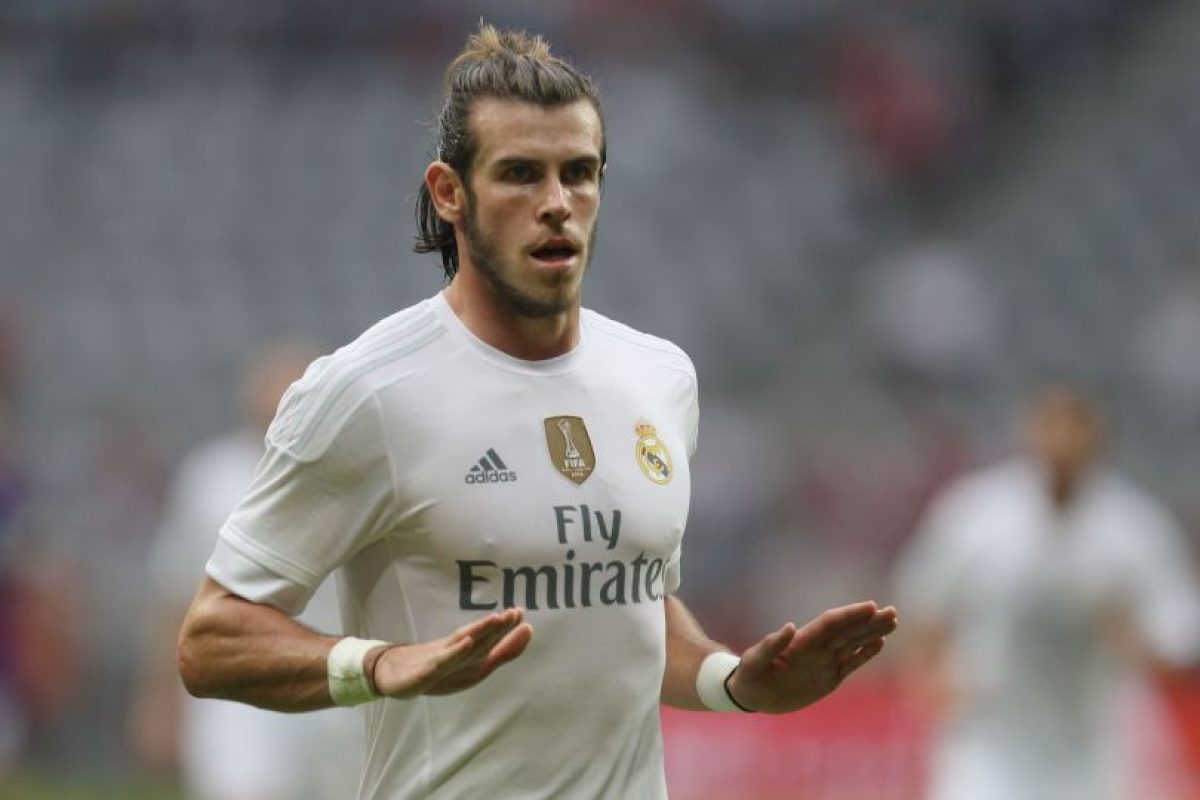 Bale, de 26 años, es futbolista del Real Madrid. Foto: Getty Images