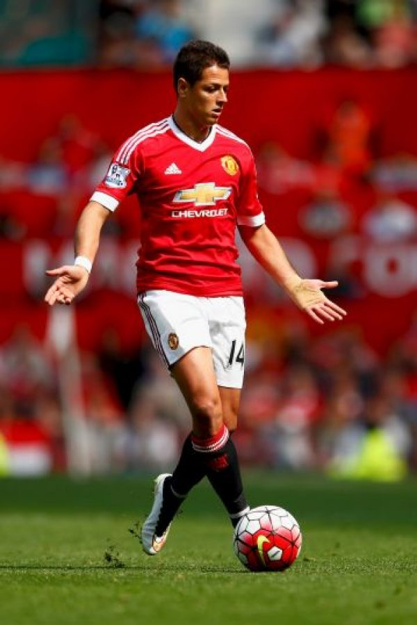 Javier Hernández Foto: Getty Images