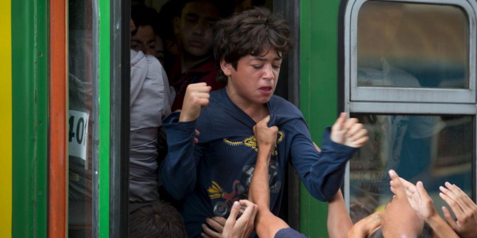"""""""Yo lo que digo es que la situación en Siria es la que está causando buena parte de los problemas que estamos viviendo en este momento en Europa"""", dijo refiriéndose al combate contra Estaso Islámico Foto:Getty Images"""