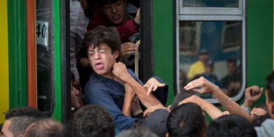 """""""Quizás lo que tenemos que hacer es resolver la situación de Siria"""", agregó, subrayando que los yihadistas del grupo Estado Islámico """"tienen buena parte del control de ese país"""". Foto:Getty Images"""