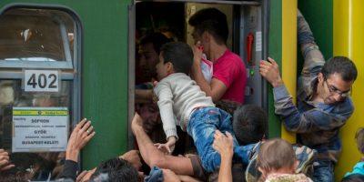 """""""No es un tema fácil pero yo creo que la Unión Europea es la región del mundo que tiene unos mejores valores en términos de acogida"""", explicó en entrevista con la cadena radiofónica Cope Foto:Getty Images"""