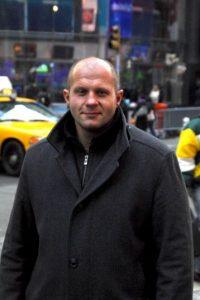 Fedor Emelianenko es un exluchador ruso de artes marciales mixtas, judo y sambo. Foto:Getty Images