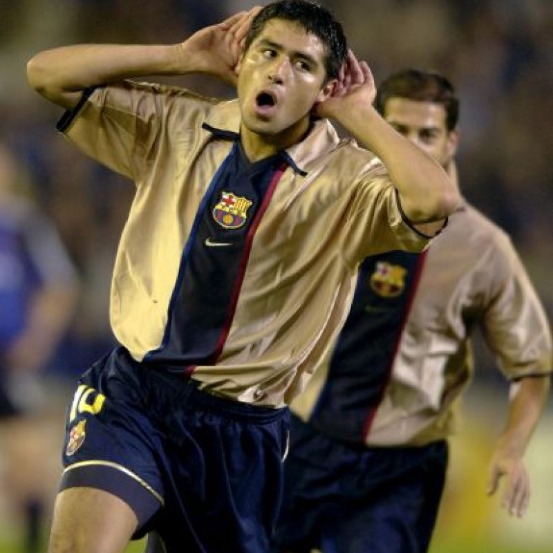Juan Román Riquelme Foto: Getty Images