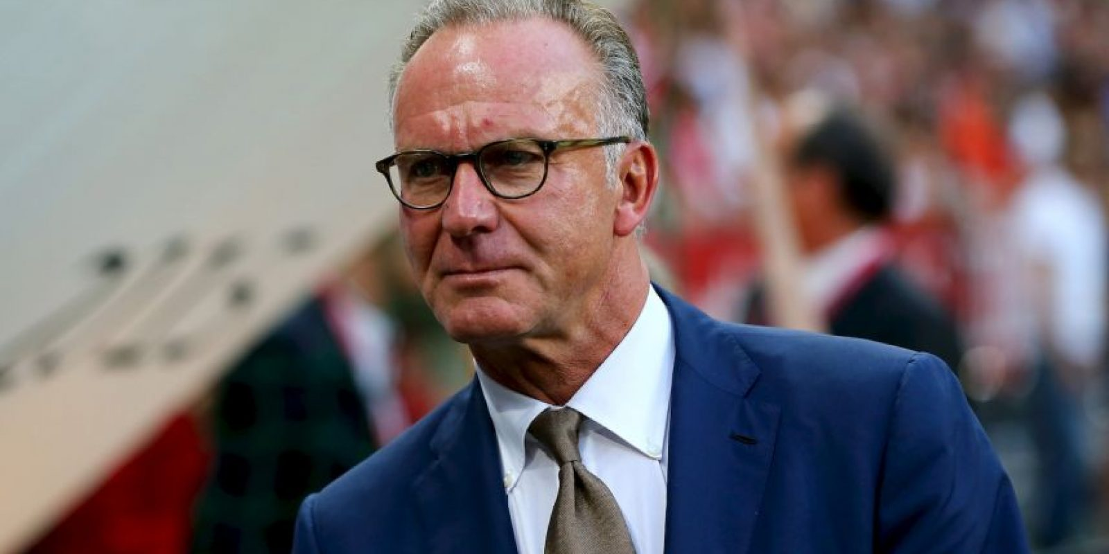 Karl-Heinz Rummenigge Foto: Getty Images