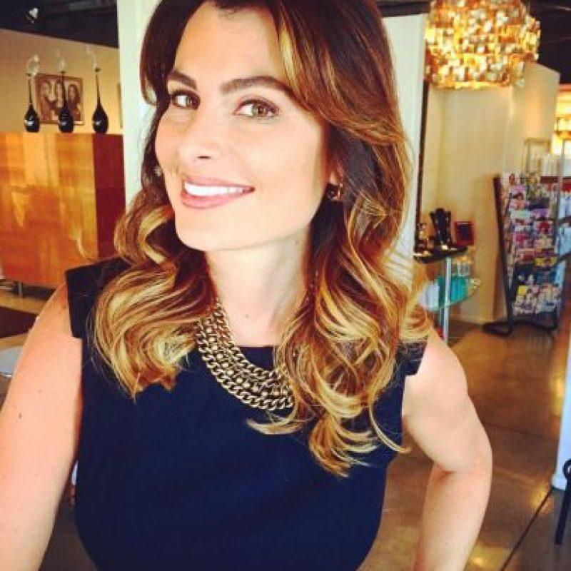 Ella es la presentadora Vanessa Ruiz. Foto:vía Instagram/vanessaruiz
