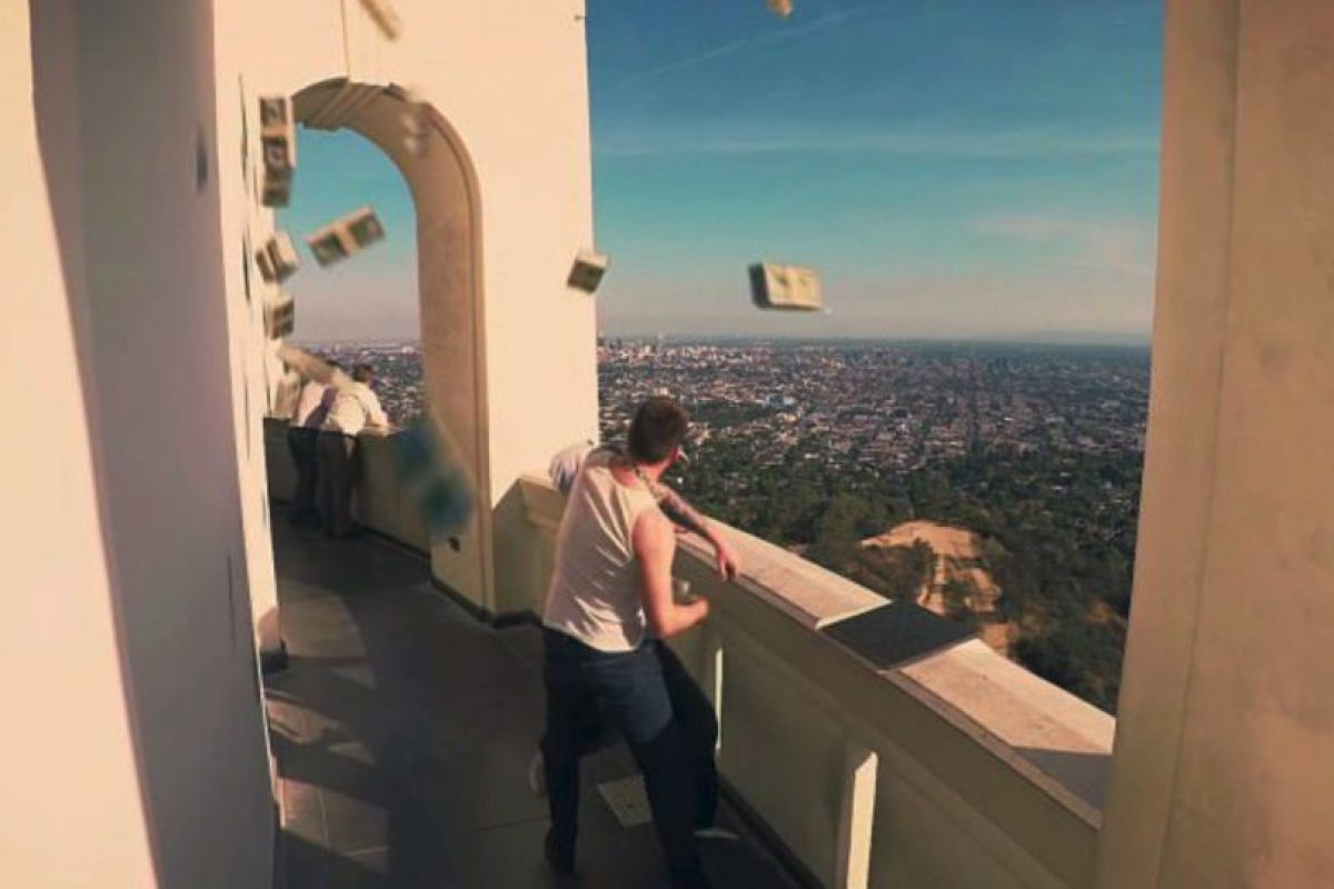"La recreación en video más real de ""GTA"" Foto: YouTube/CorridorDigital"