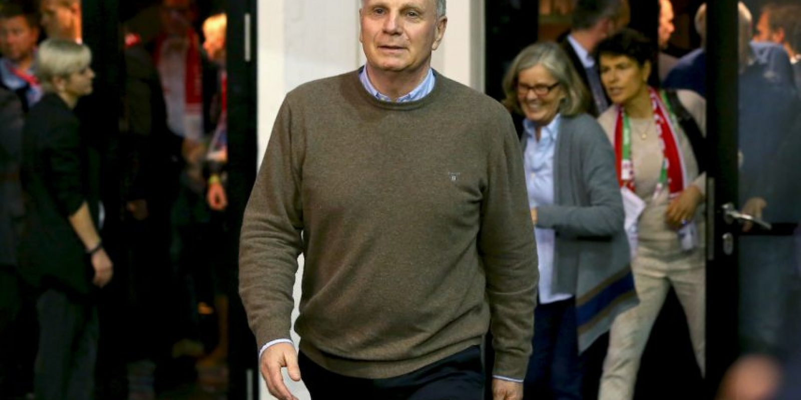 Uli Hoeness Foto: Getty Images