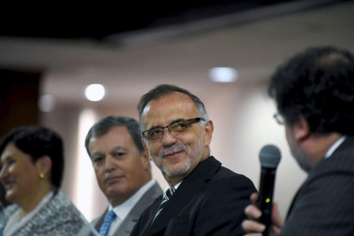 """3. """"La lucha contra la corrupción es una lucha que compromete a toda la sociedad"""". Foto:AFP"""