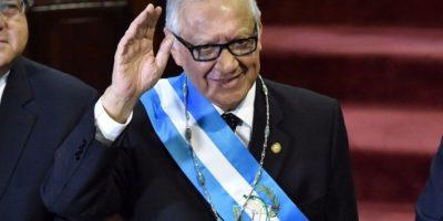 VIDEO. Periodista mexicano entrevista al nuevo presidente de Guatemala