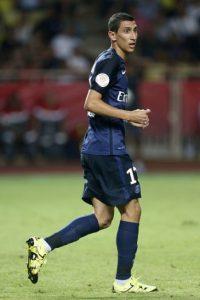 Jugadores más valiosos: Angel di María (50 millones de euros), Edinson Cavani (42 millones de euros) y Marco Verratti (40 millones de euros). Foto:Getty Images
