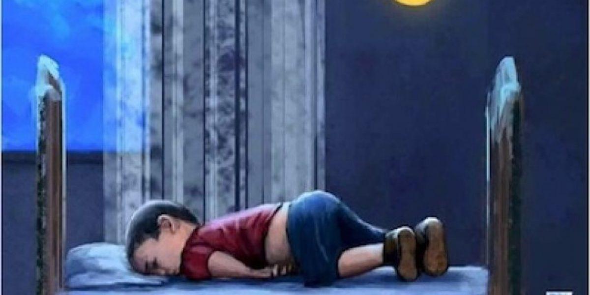 Estos son los homenajes para Aylan, el niño migrante que murió ahogado