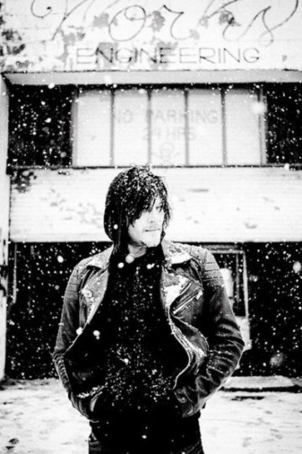 En su juventud, trabajó como pintor, fotógrafo y escultor. Foto:Instagram/bigbaldhead
