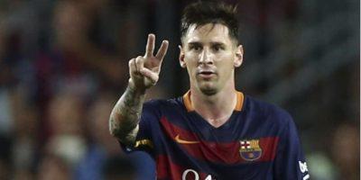 """Messi no puede creer que esto ocurra en """"pleno siglo XXI"""""""