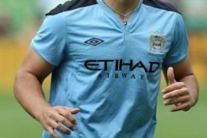 Ese mismo año se marchó al Manchester City. Foto:Getty Images