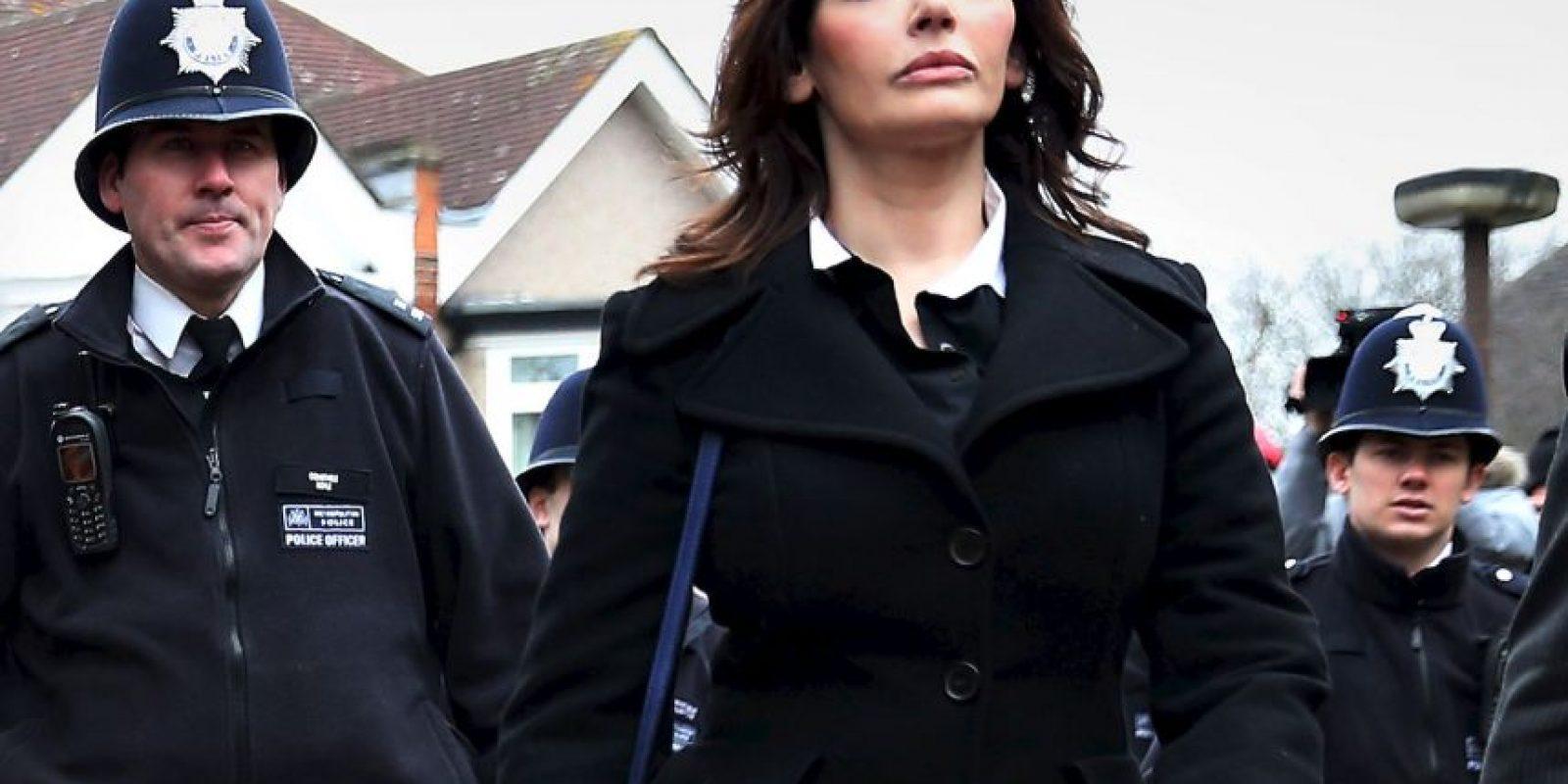 Es conocida por ser sus programas televisivos en la cadena BBC Foto:Getty Images