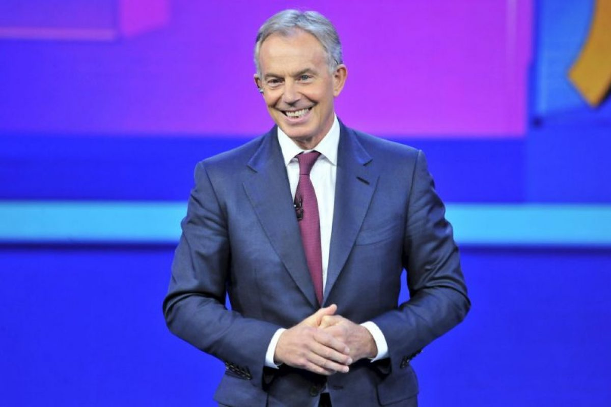 Tony Blair Foto: Getty Images