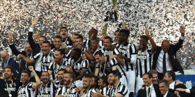 8. Juventus (Italia) / 388.1 millones de euros. Foto:Getty Images
