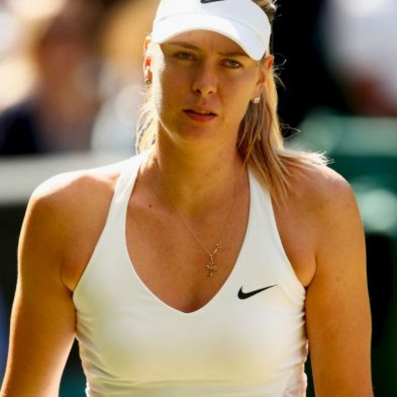 Maria Sharapova (3) Foto: Getty Images