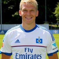Con el Hamburgo ha disputado 40 partidos en los que lleva marcados 14 goles. Foto:Getty Images